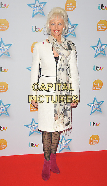 Debbie McGee at the Good Morning Britain's Health Star Awards 2017, Rosewood London Hotel, High Holborn, London, England, UK, on Monday 24 April 2017.<br /> CAP/CAN<br /> &copy;CAN/Capital Pictures