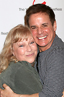 LOS ANGELES - MAR 26:  Beth Maitland, Christian LeBlanc at the The Young and The Restless Celebrate 45th Anniversary at CBS Television City on March 26, 2018 in Los Angeles, CA