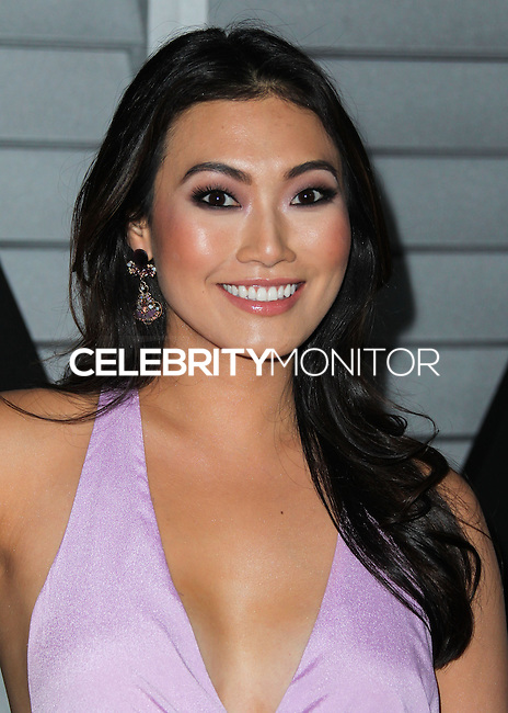 WEST HOLLYWOOD, CA, USA - JUNE 10: Catherine Haena Kim at the MAXIM Hot 100 Party held at the Pacific Design Center on June 10, 2014 in West Hollywood, California, United States. (Photo by Xavier Collin/Celebrity Monitor)