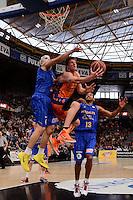 Harangody vs O'Leary &amp; B&aacute;ez<br /> Liga Endesa ACB - 2014/15<br /> J12<br /> Valencia Basket vs Herbalife Gran Canaria