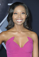 www.acepixs.com<br /> <br /> February 2 2017, LA<br /> <br /> Ashleigh LaThrop arriving at the premiere of 'Fifty Shades Darker' at The Theatre at The Ace Hotel on February 2, 2017 in Los Angeles, California.<br /> <br /> By Line: Peter West/ACE Pictures<br /> <br /> <br /> ACE Pictures Inc<br /> Tel: 6467670430<br /> Email: info@acepixs.com<br /> www.acepixs.com