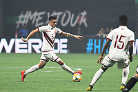 Junior Atlanta, GA - Wednesday June 5, 2019: The Mexican National Team defeated the Venezuelan National Team, 3-1,  in a friendly  at Mercedes-Benz Stadium.