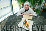 Apprentice Chef final at  IT Tralee on Thursday. Pictured Rachel Whelton, Pobalscoil Inbhear Sceine, Kenmare