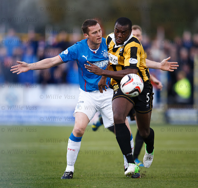 Jon Daly and Joe Mbu