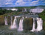 Iguazu Falls, Iguazu National Park, Brazil