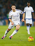 Cesar Azpilicueta of Chelsea - English Premier League - Leicester City vs Chelsea - King Power Stadium - Leicester - England - 14th December 2015 - Picture Simon Bellis/Sportimage