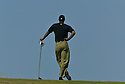 Tiger WOODS (USA) in action during the third round of the 2003 Open Championship played at Royal St. Georges Golf Club, Sandwich, Kent on 18th July 2003. Picture Credit / Phil Inglis