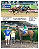 Currency Union winning at Delaware Park on 7/21/15