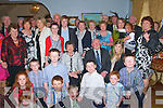 50th Wedding Anniversaary: Nodie & Gerry Brosnan, Moyvane celebrating their 50th wedding Anniversary with family & friends at The Listowel Arms Hotel on Saturday evening last...