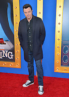 LOS ANGELES, CA. December 3, 2016: Actor Seth MacFarlane at the world premiere of &quot;Sing&quot; at the Microsoft Theatre LA Live.<br /> Picture: Paul Smith/Featureflash/SilverHub 0208 004 5359/ 07711 972644 Editors@silverhubmedia.com