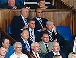 Walter Smith on the phone