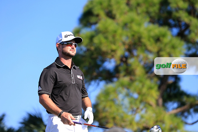 Rory Sabbatini (RSA) during the second round at the The Honda Classic 2014, PGA National, Palm Beach, Florida,USA.<br /> Picture: Fran Caffrey www.golffile.ie