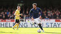 Pontus Jansson of Brentford in action during Brentford vs Millwall, Sky Bet EFL Championship Football at Griffin Park on 19th October 2019