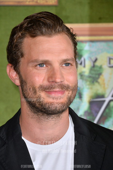 LOS ANGELES, CA. October 04, 2018: Jamie Dornan at the Los Angeles premiere for &quot;My Dinner With Herve&quot; at Paramount Studios.<br /> Picture: Paul Smith/Featureflash