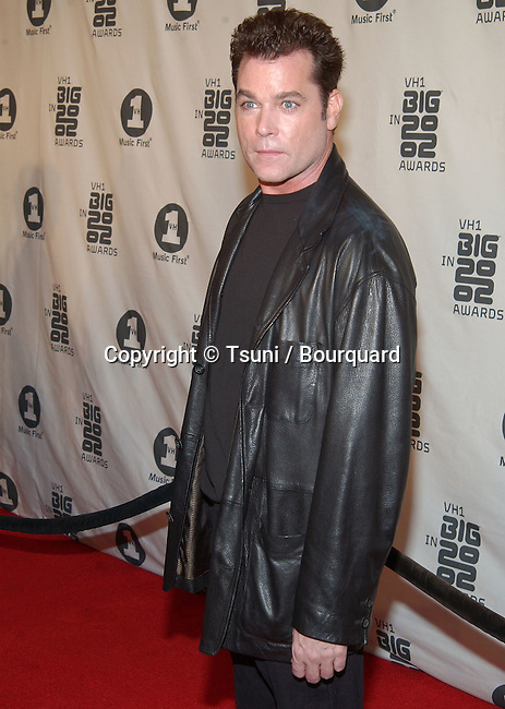 Ray Liotta arrives at the VH1 2002 Big Awards held at the Grand Olympic, on December 4, 2002.           -            LiottaRay02.jpg