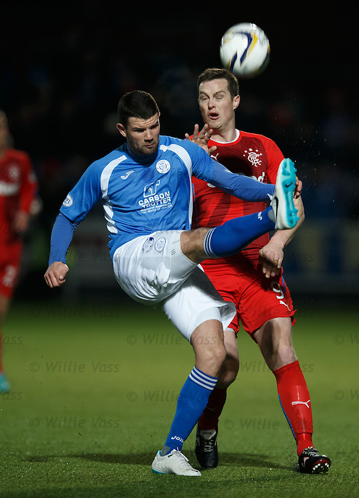 Mark Durnan and Jon Daly