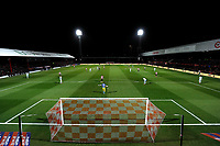 11th February 2020; Griffin Park, London, England; English Championship Football, Brentford FC versus Leeds United; Leeds General view of inside Griffin Park from the away stand top tier during the 1st half