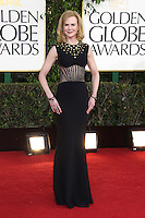 BEVERLY HILLS, CA - JANUARY 13: Nicole Kidman at the 70th Annual Golden Globe Awards at the Beverly Hills Hilton Hotel in Beverly Hills, California. January 13, 2013. Credit: mpi29/MediaPunch Inc. /NortePhoto