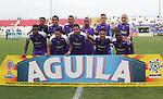 Once Caldas venció 0-1 a Jaguares. Fecha 1 Liga Águila II-2018.