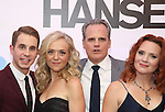 Ben Platt, Rachel Bay Jones, Michael Park and Jennifer Laura Thompson attends the Broadway Opening Night After Party for 'Dear Evan Hansen'  at The Pierre Hotel on December 3, 2016 in New York City.
