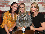 Lisa Mccabe, Tina Collins and Jennie Smith enjoying the New year weekend in The Weavers. Photo:Colin Bell/pressphotos.ie