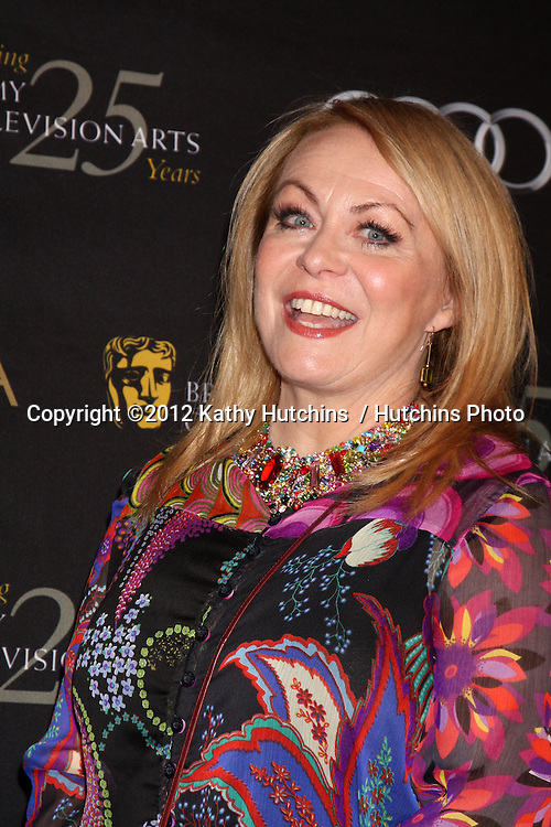 LOS ANGELES - JAN 14:  Jacki Weaver arrives at  the BAFTA Award Season Tea Party 2012 at Four Seaons Hotel on January 14, 2012 in Beverly Hills, CA