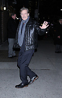 JAN 14 William H. Macy at The Late Show