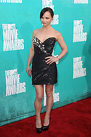Christina Ricci at the 2012 MTV Movie Awards held at Gibson Amphitheatre on June 3, 2012 in Universal City, California. ©mpi29/MediaPunch Inc.