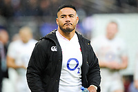 Manu TUILAGI of England of England looks dejected during the Six Nations match Tournament between France and England at Stade de France on February 2, 2020 in Paris, France. (Photo by Sandra Ruhaut/Icon Sport) - Stade de France - Paris (France)