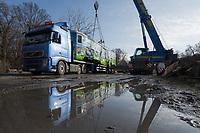 Refurbished train car arrives 2019
