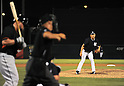 Masahiro Tanaka (Yankees),<br /> MARCH 28, 2014 - MLB :<br /> Pitcher Masahiro Tanaka of the New York Yankees strikes out Casey McGehee of the Miami Marlins in the seventh inning during a spring training baseball game at George M. Steinbrenner Field in Tampa, Florida, United States. (Photo by AFLO)