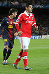 2012-12-05-FC Barcelona vs SL Benfica: 0-0 - Champions League 2012/13-Game: 6