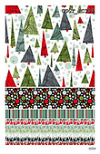 GIFT WRAPS, GESCHENKPAPIER, PAPEL DE REGALO, Christmas Santa, Snowman, Weihnachtsmänner, Schneemänner, Papá Noel, muñecos de nieve, paintings+++++,USGTFC395,#gp#,#x# ,Lamont