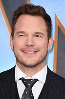 Chris Pratt at the European premiere for &quot;Guardians of the Galaxy Vol.2&quot; at the Hammersmith Apollo, London, UK. <br /> 24 April  2017<br /> Picture: Steve Vas/Featureflash/SilverHub 0208 004 5359 sales@silverhubmedia.com