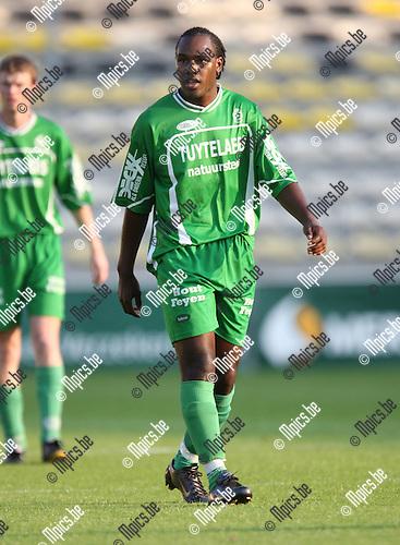 2007-08-11 / Voetbal / Dessel Sport / Eind Dwight