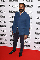 "Chiwetel Ejiofor<br /> arriving for the ""Widows"" special screening in association with Vogue at the Tate Modern, London<br /> <br /> ©Ash Knotek  D3457  31/10/2018"
