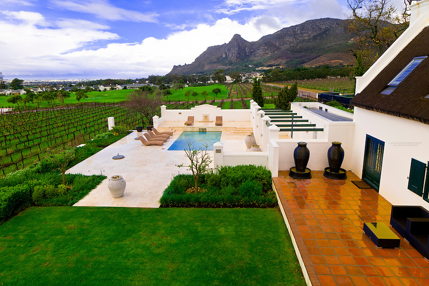 Steenberg Hotel & Winery, Constantia Valley (near Cape Town), South Africa