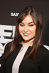 Actress Sasha Grey attends `Open Windows´new film premiere at Palafox Cinemas in Madrid, Spain. June 30, 2014. (ALTERPHOTOS/Victor Blanco)