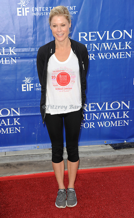 """Julie Bowen at the """"20th Annual EIF Revlon Run/Walk For Women"""" held at the Los Angeles Memorial Coliseum at Exposition Park on May 11, 2013."""