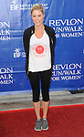 "Julie Bowen at the ""20th Annual EIF Revlon Run/Walk For Women"" held at the Los Angeles Memorial Coliseum at Exposition Park on May 11, 2013."