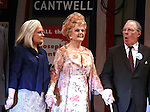 Candice Bergen, Angela Lansbury & Michael McKeon.during the Broadway Opening Night Performance Curtain Call for 'Gore Vidal's The Best Man' at the Gerald Schoenfeld Theatre in New York City on 4/1/2012