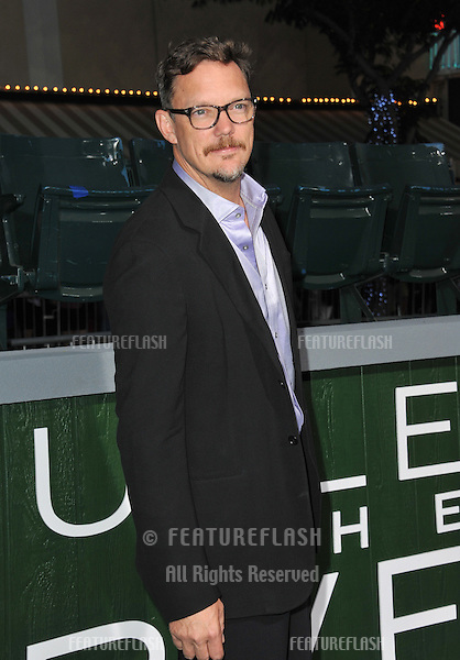 "Matthew Lillard at the premiere of his movie ""Trouble With The Curve"" at the Mann Village Theatre, Westwood..September 19, 2012  Los Angeles, CA.Picture: Paul Smith / Featureflash"