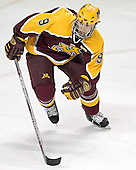Andy Sertich - The University of Minnesota Golden Gophers defeated the University of North Dakota Fighting Sioux 4-3 on Saturday, December 10, 2005 completing a weekend sweep of the Fighting Sioux at the Ralph Engelstad Arena in Grand Forks, North Dakota.