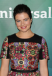 Casey Wilson arriving at the NBCUniversal Summer TCA 2014 held at The Beverly Hilton Hotel Beverly Hills, CA. July 13, 2014.