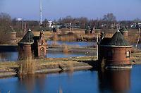 Deutschland, Hamburg, Wasserwerk Kaltehofe