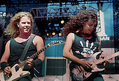 Jul 16, 1988: METALLICA - Candlestick Park San Francisco CA USA