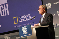 "LONDON, UK - DECEMBER 11:  Michael Bloomberg attends the London Premiere of Bloomberg and National Geographic's ""Paris to Pittsburgh"" at the BAFTA Theatre on December 11, 2018 in London, UK. (Photo by Vianney Le Caer/National Geographic/PictureGroup)"