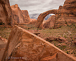 Rainbow Bridge and Navajo Mountain
