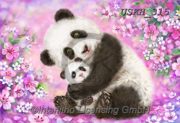 Kayomi, CUTE ANIMALS, LUSTIGE TIERE, ANIMALITOS DIVERTIDOS, paintings+++++,USKH315,#AC#, EVERYDAY