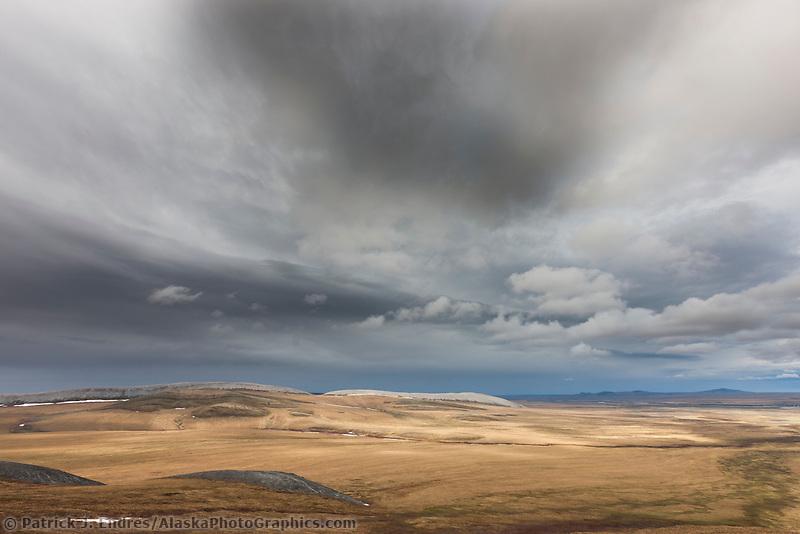Lisborne ridge along the Etivluk river, Arctic National Petroleum Reserve, Alaska.